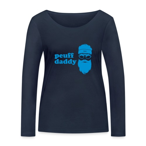 Peuff daddy - T-shirt manches longues bio Stanley & Stella Femme