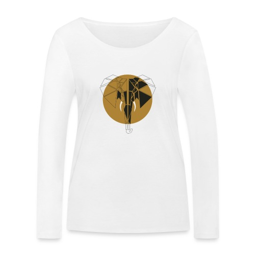Amaro - Camiseta de manga larga ecológica mujer de Stanley & Stella