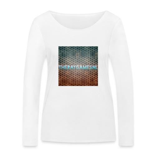 TheRayGames Merch - Women's Organic Longsleeve Shirt by Stanley & Stella