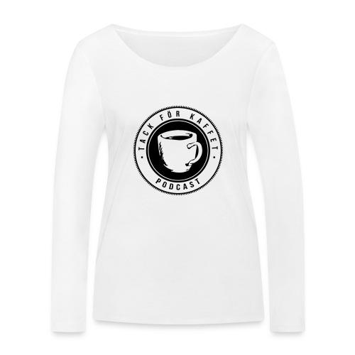 TFK logo - Ekologisk långärmad T-shirt dam från Stanley & Stella