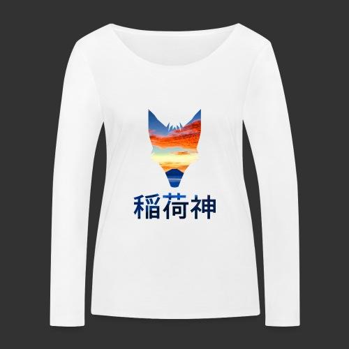 Inari Fox (Fuji Edition) - T-shirt manches longues bio Stanley & Stella Femme