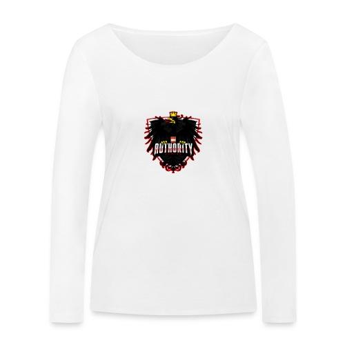 AUThority Gaming red - Frauen Bio-Langarmshirt von Stanley & Stella
