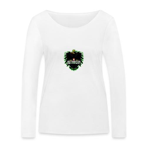AUTarchy green - Frauen Bio-Langarmshirt von Stanley & Stella