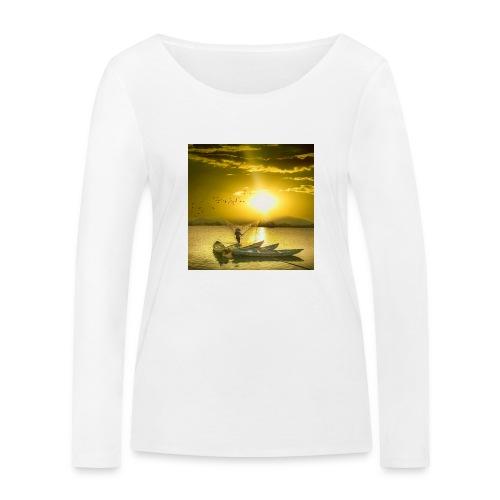 Tramonto - Maglietta a manica lunga ecologica da donna di Stanley & Stella