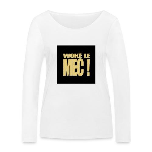 badgewoke - T-shirt manches longues bio Stanley & Stella Femme