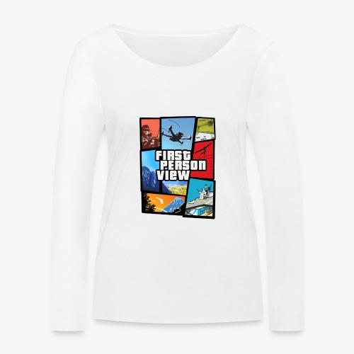 Ultimate Video Game - Women's Organic Longsleeve Shirt by Stanley & Stella
