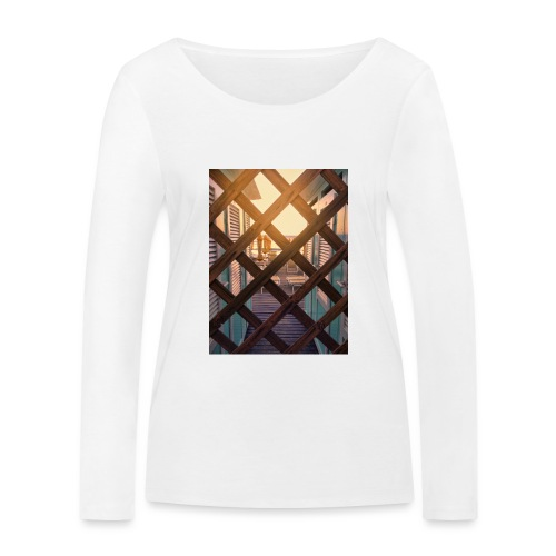 Beach - Women's Organic Longsleeve Shirt by Stanley & Stella