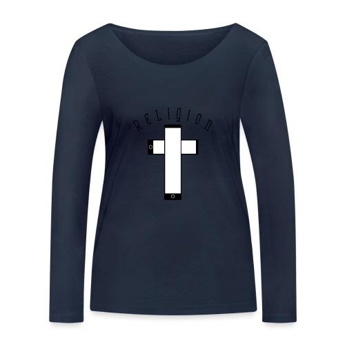 RELIGION - Camiseta de manga larga ecológica mujer de Stanley & Stella