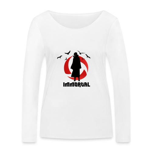 itachi immortal - Frauen Bio-Langarmshirt von Stanley & Stella