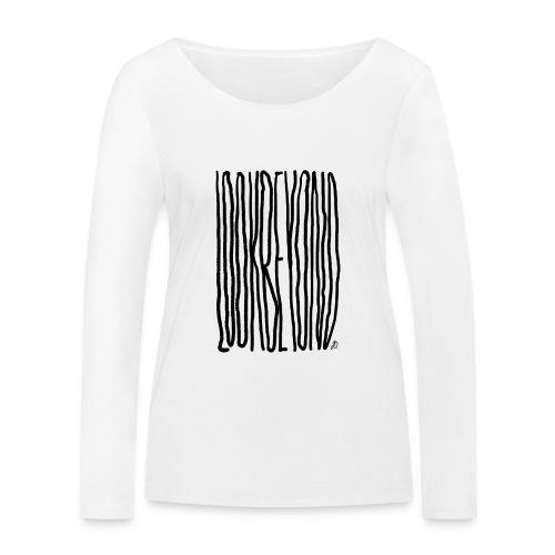 Look Beyond - Økologisk Stanley & Stella langærmet T-shirt til damer