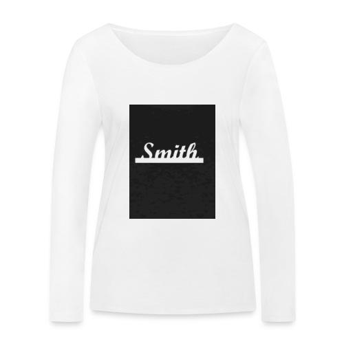 Mathias - Økologisk Stanley & Stella langærmet T-shirt til damer
