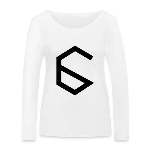6 - Women's Organic Longsleeve Shirt by Stanley & Stella