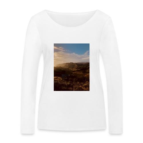 rigo poncio - Camiseta de manga larga ecológica mujer de Stanley & Stella