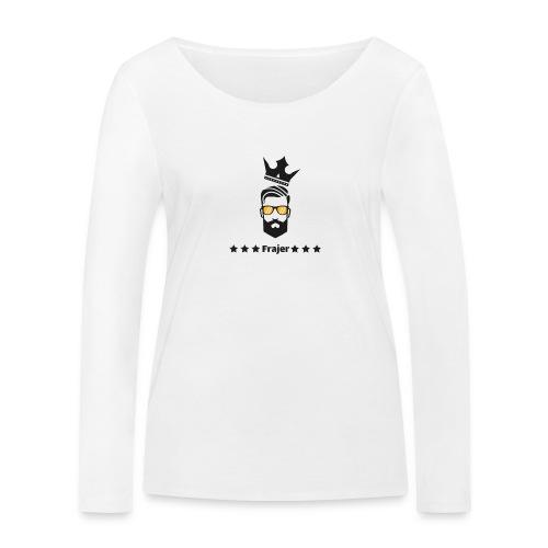 King Frajer - Frauen Bio-Langarmshirt von Stanley & Stella