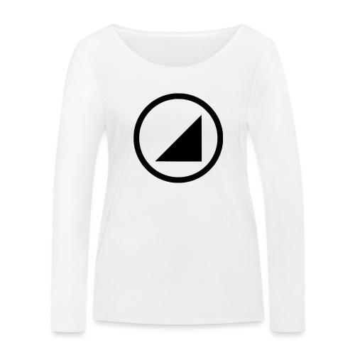 bulgebull marca oscura - Camiseta de manga larga ecológica mujer de Stanley & Stella