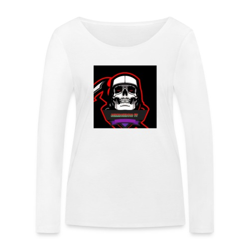 DerMagier432YT Shop - Frauen Bio-Langarmshirt von Stanley & Stella