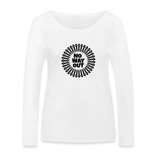 no way out - Camiseta de manga larga ecológica mujer de Stanley & Stella