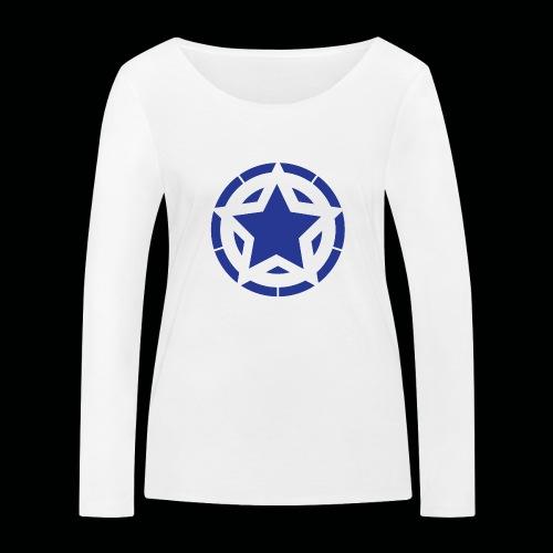 Stern Logo - Frauen Bio-Langarmshirt von Stanley & Stella