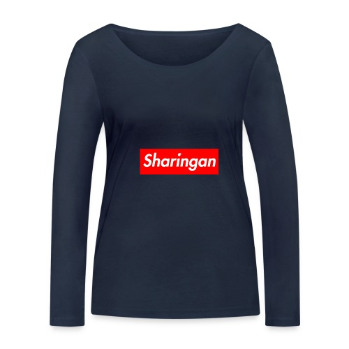 Sharingan tomoe - T-shirt manches longues bio Stanley & Stella Femme
