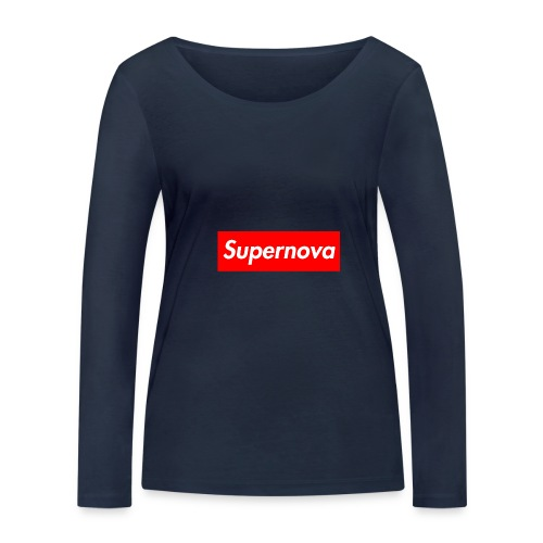 Supernova - T-shirt manches longues bio Stanley & Stella Femme