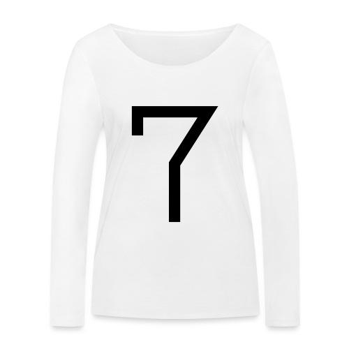 7 - Women's Organic Longsleeve Shirt by Stanley & Stella