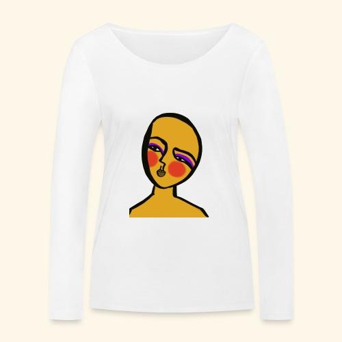 Hope - Ekologisk långärmad T-shirt dam från Stanley & Stella
