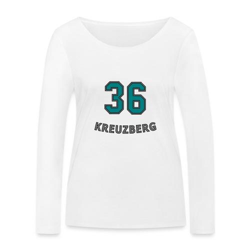 KREUZBERG 36 - Frauen Bio-Langarmshirt von Stanley & Stella