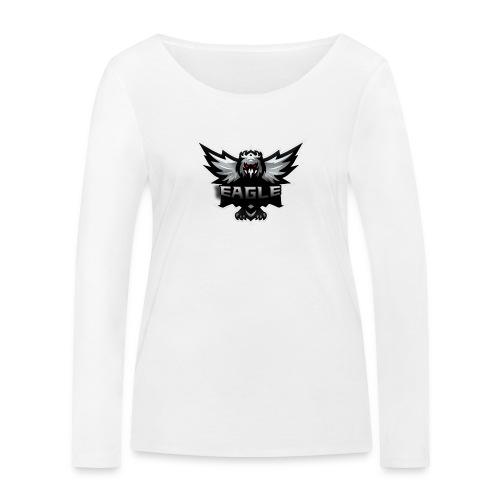 Eagle merch - Økologisk Stanley & Stella langærmet T-shirt til damer