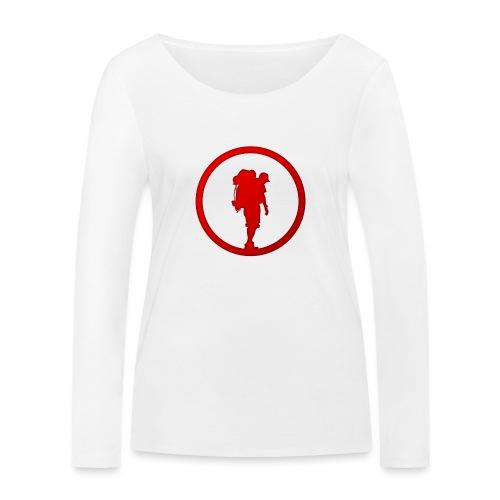 Outdoor Technica Icon - Women's Organic Longsleeve Shirt by Stanley & Stella