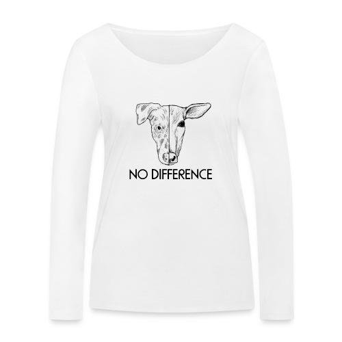 No Difference - Frauen Bio-Langarmshirt von Stanley & Stella
