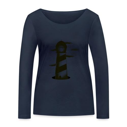 faro shirt - Maglietta a manica lunga ecologica da donna di Stanley & Stella