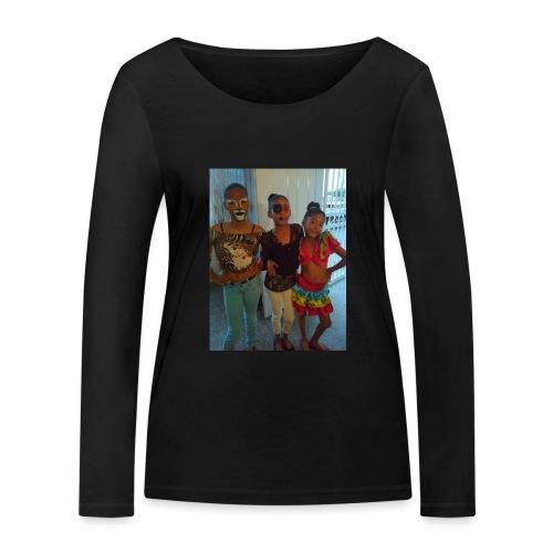 16836465 10212265087321751 6800250659166245572 o - Camiseta de manga larga ecológica mujer de Stanley & Stella