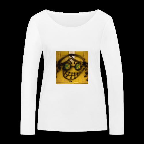 fox 3 - T-shirt manches longues bio Stanley & Stella Femme