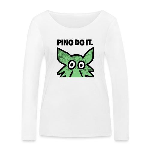 PINO DO IT - Maglietta a manica lunga ecologica da donna di Stanley & Stella