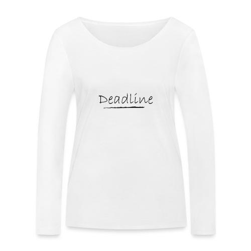Deadline Rave - Frauen Bio-Langarmshirt von Stanley & Stella