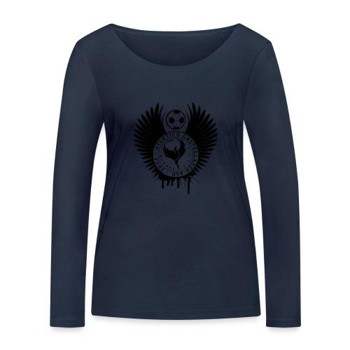 Logo Atletico Alato - Maglietta a manica lunga ecologica da donna di Stanley & Stella