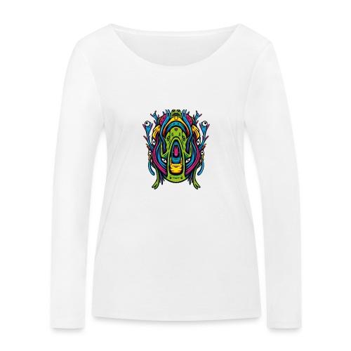 Sense - Women's Organic Longsleeve Shirt by Stanley & Stella
