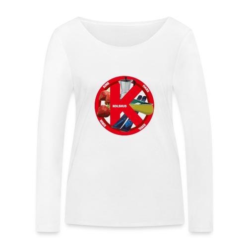 logoforeskil - Women's Organic Longsleeve Shirt by Stanley & Stella
