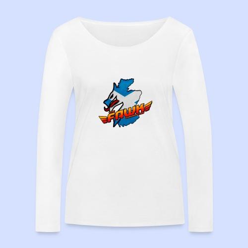 IndiFawks - Women's Organic Longsleeve Shirt by Stanley & Stella