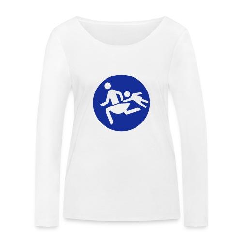 Running Mamas - Frauen Bio-Langarmshirt von Stanley & Stella