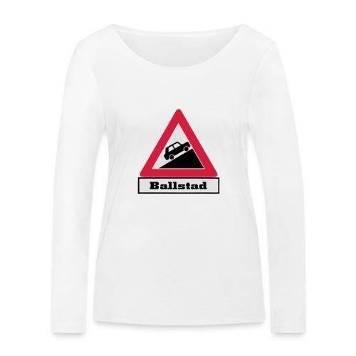 brattv ballstad a png - Økologisk langermet T-skjorte for kvinner fra Stanley & Stella