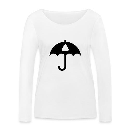 Shit icon Black png - Women's Organic Longsleeve Shirt by Stanley & Stella