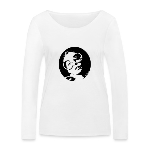 Vintage brasilian woman - T-shirt manches longues bio Stanley & Stella Femme
