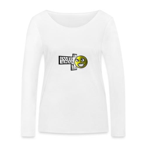 Ego - Camiseta de manga larga ecológica mujer de Stanley & Stella