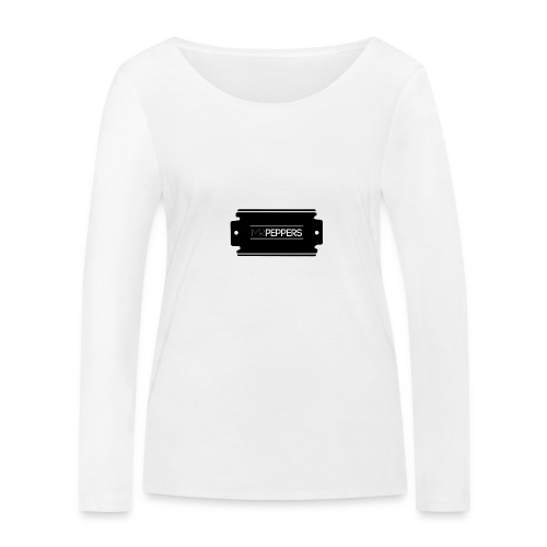 MR PEPPERS Logo classic - Frauen Bio-Langarmshirt von Stanley & Stella