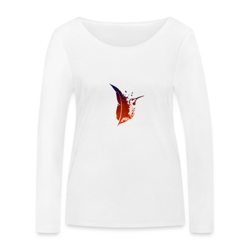 Colibri flamboyant - T-shirt manches longues bio Stanley & Stella Femme