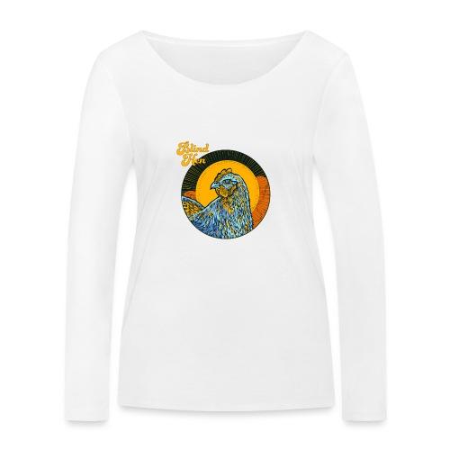 Catch - T-shirt premium - Women's Organic Longsleeve Shirt by Stanley & Stella