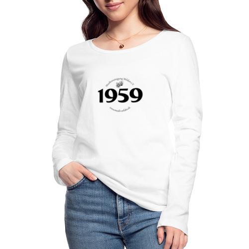 MVW 1959 sw - Frauen Bio-Langarmshirt von Stanley & Stella