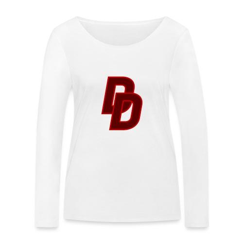 Daredevil Logo - Women's Organic Longsleeve Shirt by Stanley & Stella