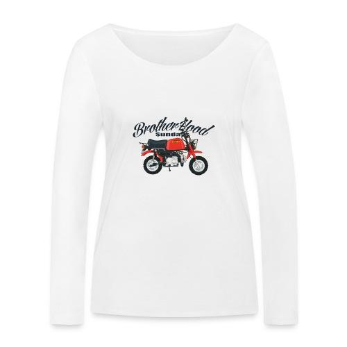 gorilla - T-shirt manches longues bio Stanley & Stella Femme
